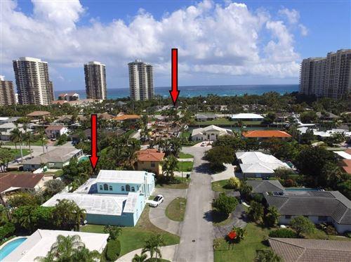 Photo of 1230 Dolphin Road, Singer Island, FL 33404 (MLS # RX-10696311)