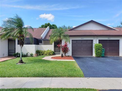 Photo of 9219 NW 61st Street, Tamarac, FL 33321 (MLS # RX-10706311)