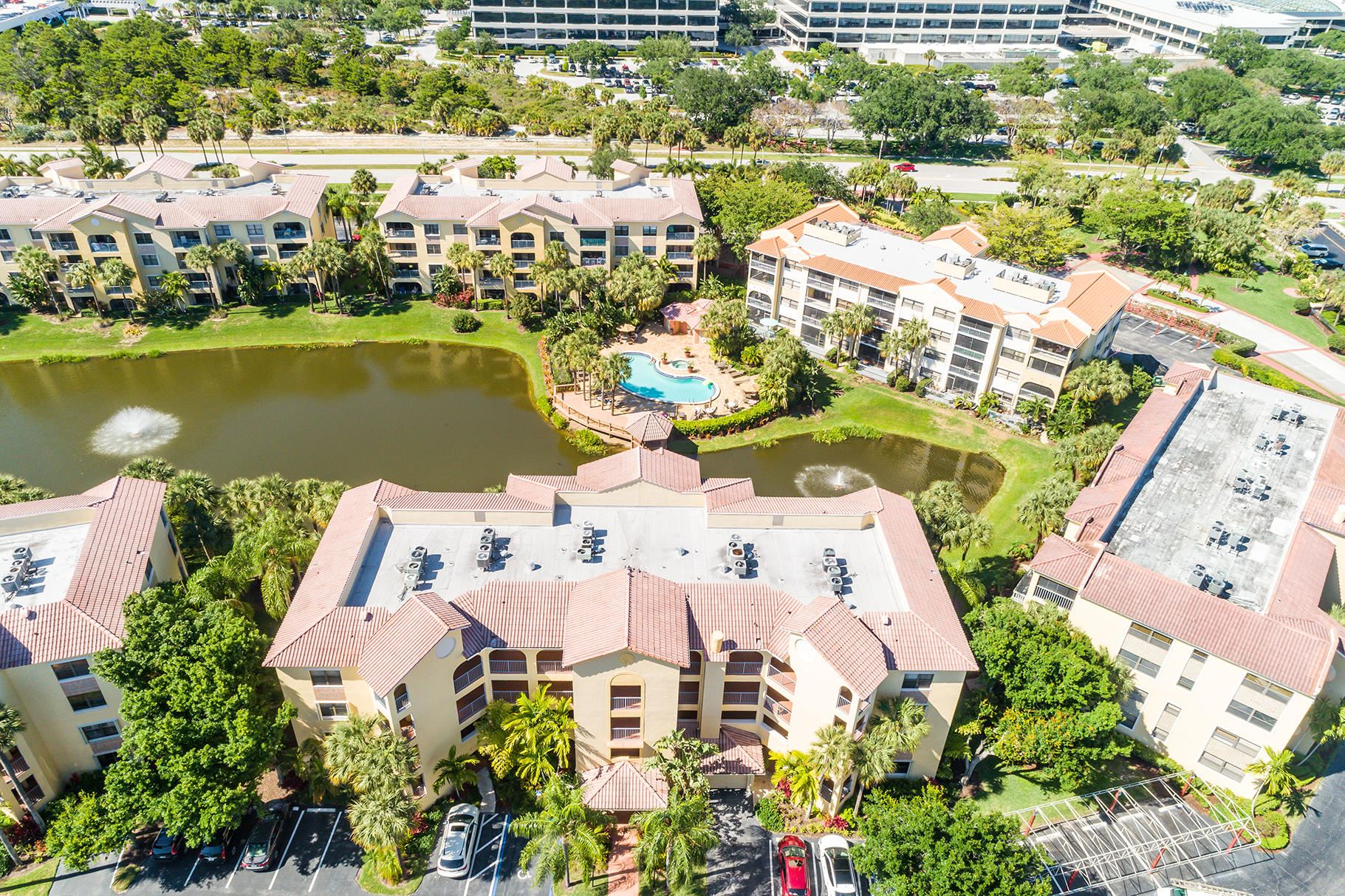 Photo of 500 Uno Lago Drive #303, Juno Beach, FL 33408 (MLS # RX-10621311)