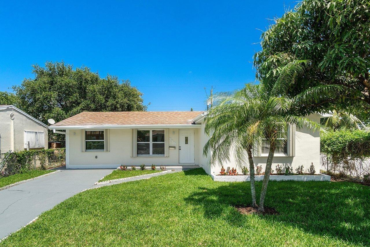 930 S C Street, Lake Worth, FL 33460 - MLS#: RX-10712311