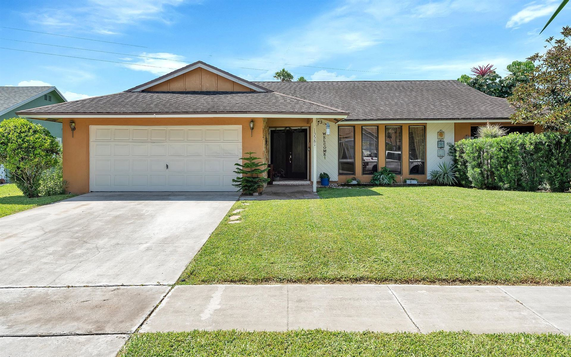 13581 Exotica Lane, Wellington, FL 33414 - MLS#: RX-10740311