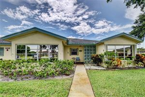 Photo of 14349 Canalview Drive #D, Delray Beach, FL 33484 (MLS # RX-10545312)
