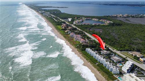 Photo of 11000 S Ocean Drive #1-H, Jensen Beach, FL 34957 (MLS # RX-10658313)
