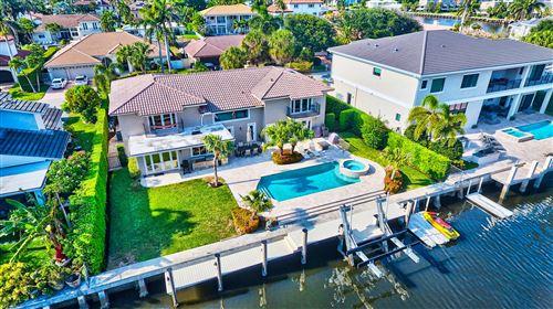 Photo of 964 Allamanda Drive, Delray Beach, FL 33483 (MLS # RX-10719313)