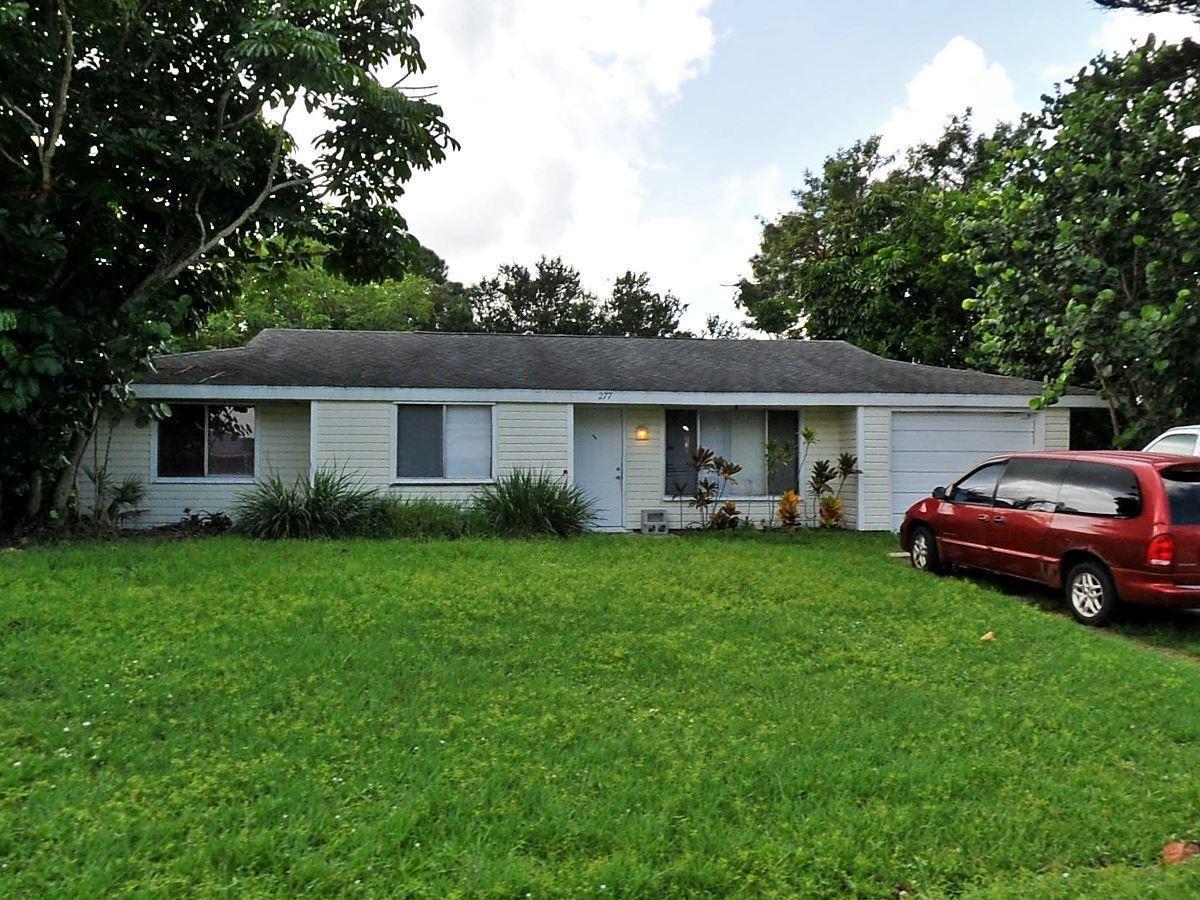 277 SW Kimball Circle, Port Saint Lucie, FL 34953 - #: RX-10605313