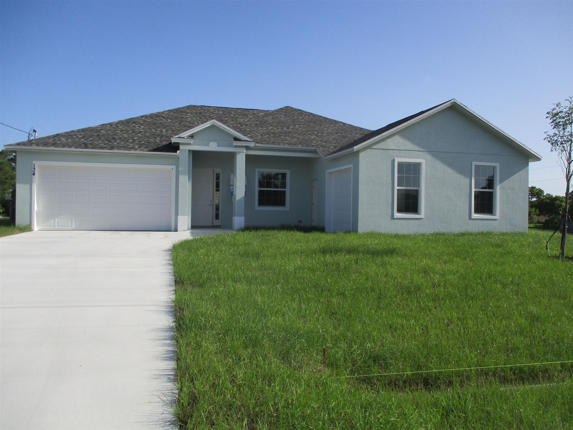 134 S Wakefield Circle, Port Saint Lucie, FL 34953 - #: RX-10643313