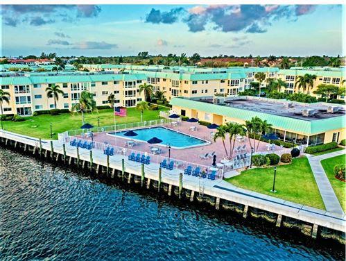 Photo of 22 Colonial Club Drive #201, Boynton Beach, FL 33435 (MLS # RX-10708314)