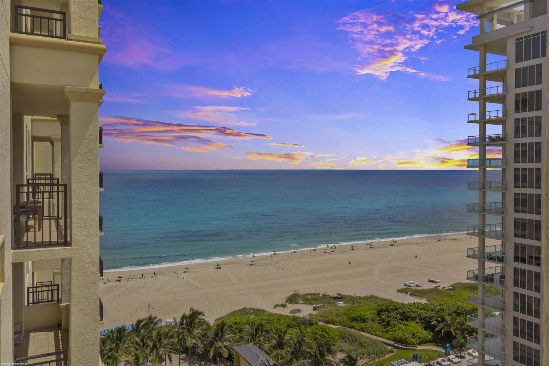 Photo for 3800 N Ocean Drive #Unit 1608, Singer Island, FL 33404 (MLS # RX-10747314)