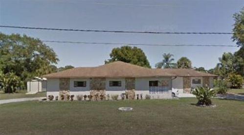Photo of 5612 Ft Pierce Boulevard, Fort Pierce, FL 34951 (MLS # RX-10658315)