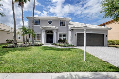 Photo of 12651 Yardley Drive, Boca Raton, FL 33428 (MLS # RX-10704315)