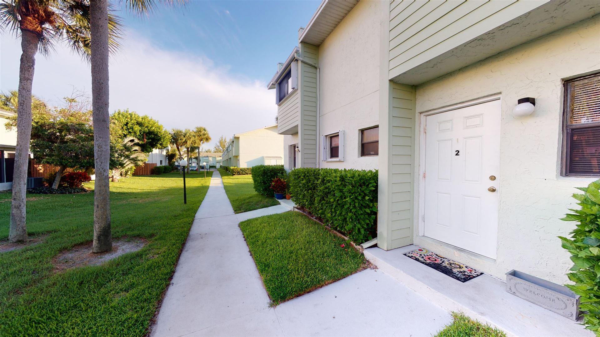 9415 S Ocean Drive #2, Jensen Beach, FL 34957 - #: RX-10631315