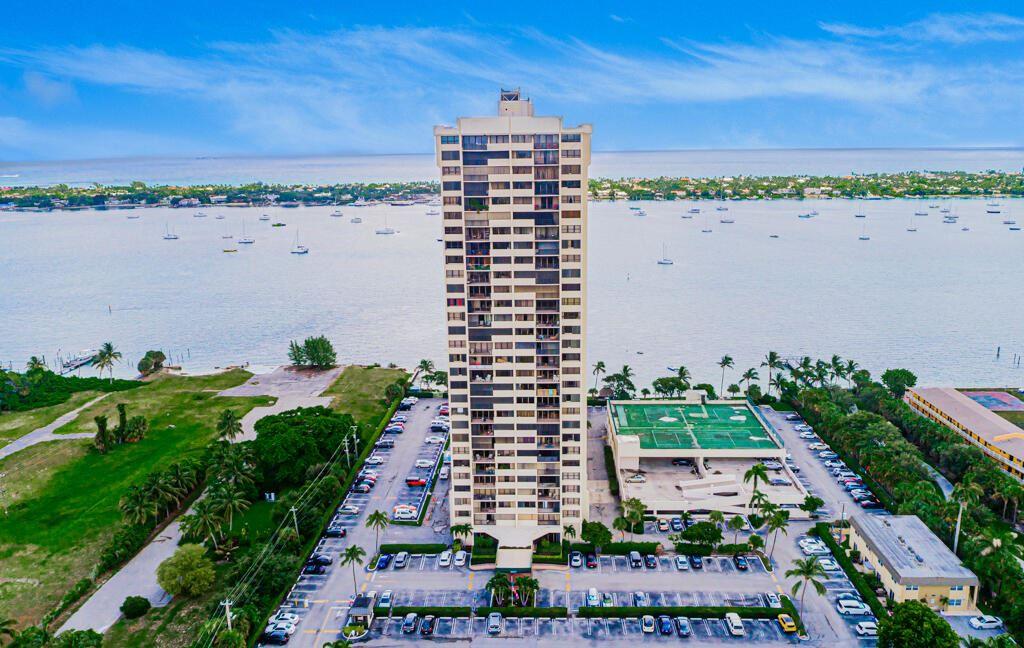5600 N Flagler 1806 Drive #1806, West Palm Beach, FL 33407 - MLS#: RX-10745315