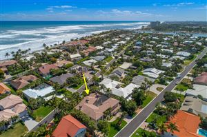 Photo of 202 Colony Road, Jupiter Inlet Colony, FL 33469 (MLS # RX-10538316)