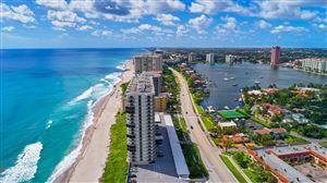 Photo of 250 S Ocean Boulevard #14e, Boca Raton, FL 33432 (MLS # RX-10562316)