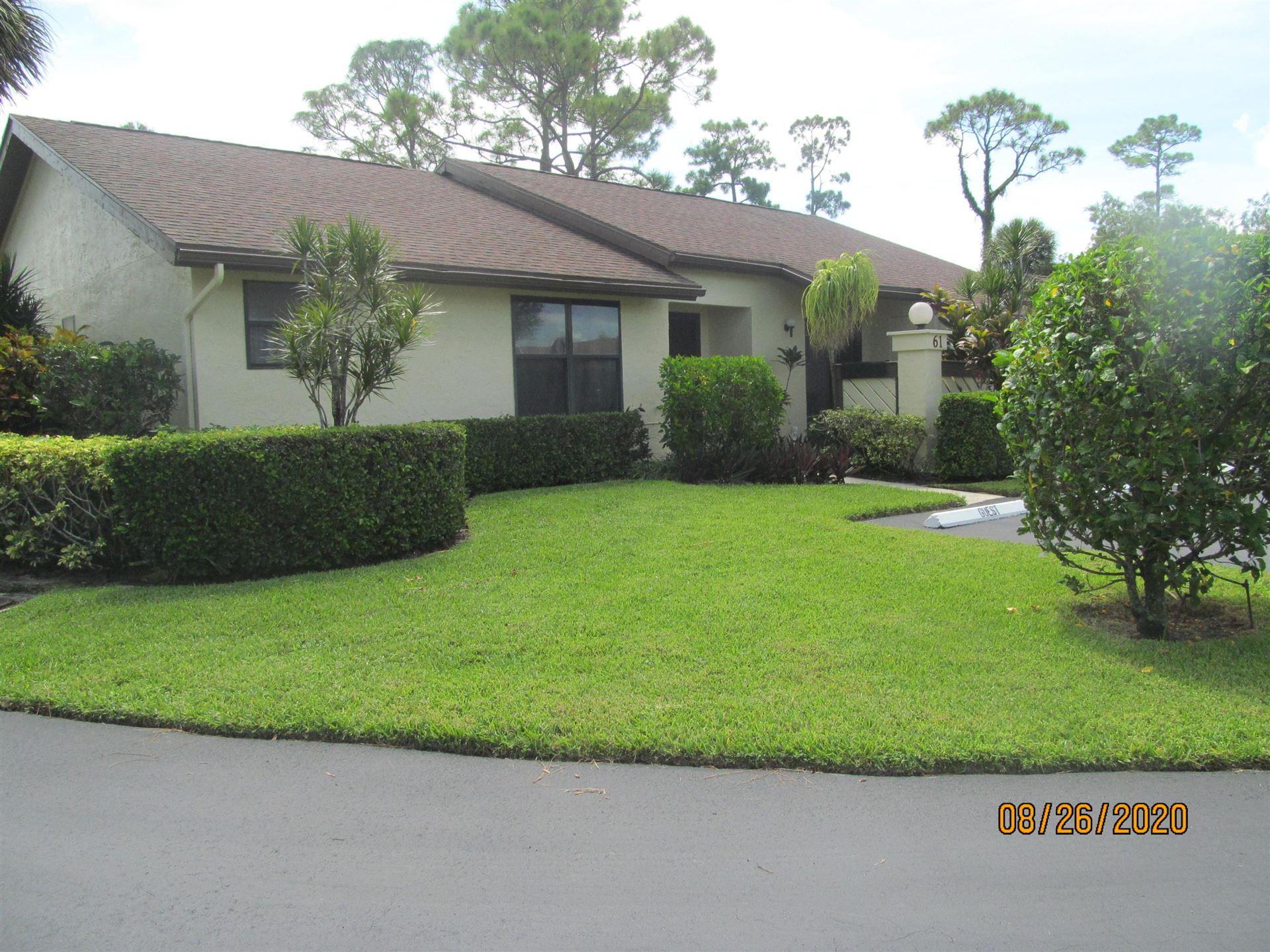 61 Macadamia Court, Royal Palm Beach, FL 33411 - #: RX-10650316