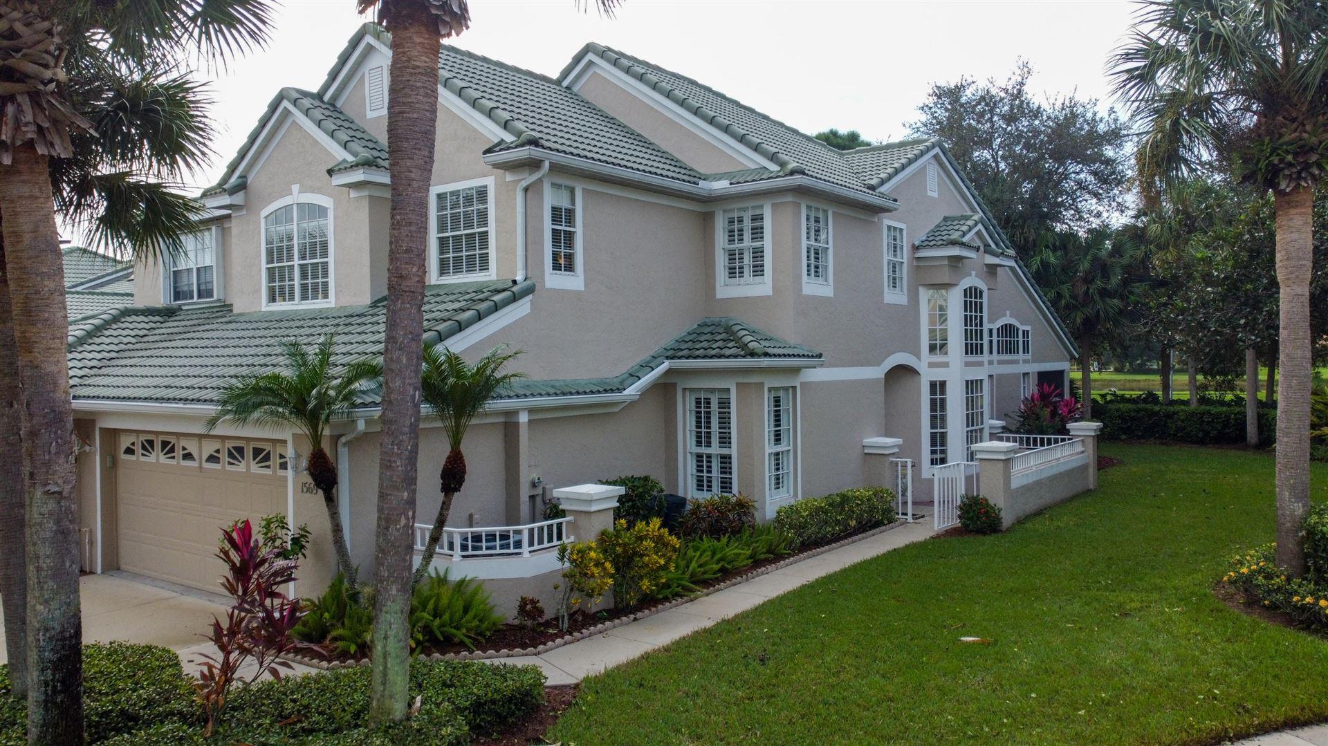 1569 SW Harbour Isles Circle, Port Saint Lucie, FL 34986 - #: RX-10671316