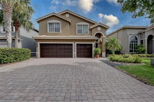Photo of 12397 Colony Preserve Drive, Boynton Beach, FL 33436 (MLS # RX-10710317)