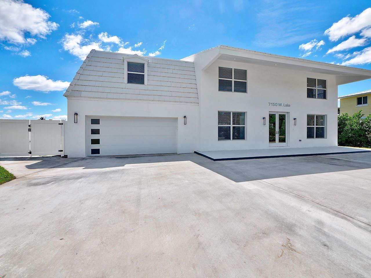 7150 W Lake Drive, Lake Clarke Shores, FL 33406 - #: RX-10633317