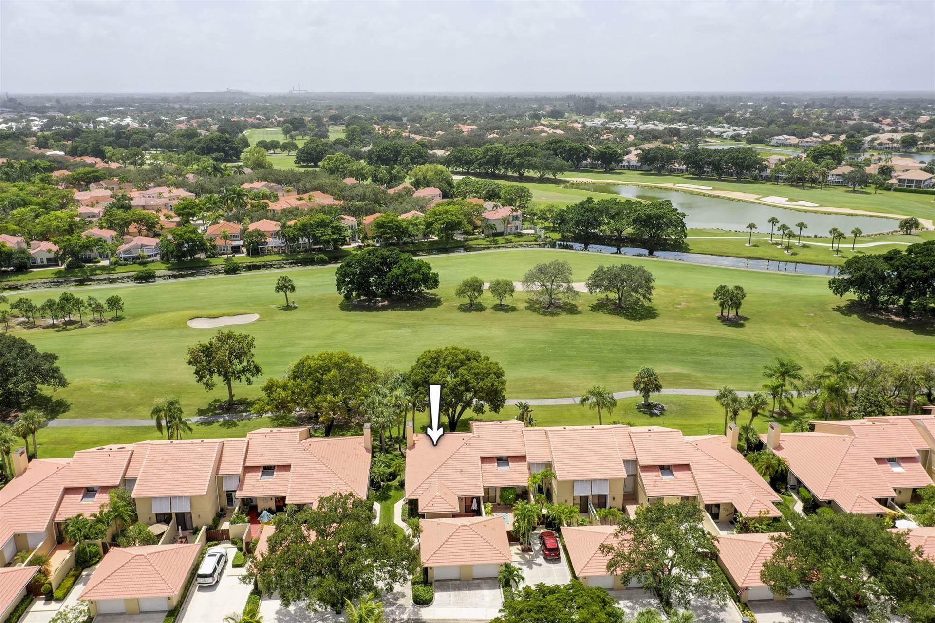 299 Old Meadow Way, Palm Beach Gardens, FL 33418 - #: RX-10653317