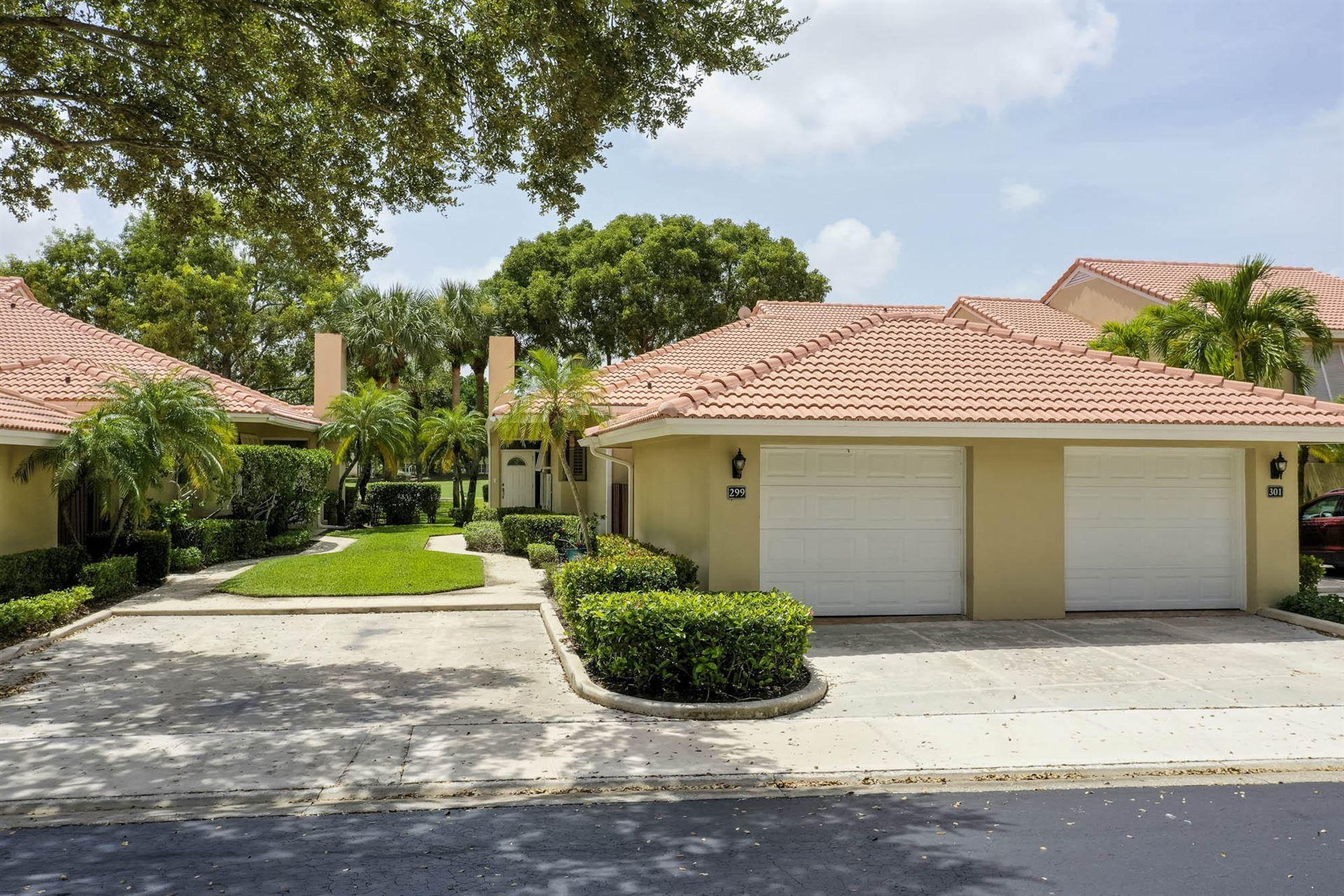 Photo of 299 Old Meadow Way, Palm Beach Gardens, FL 33418 (MLS # RX-10653317)