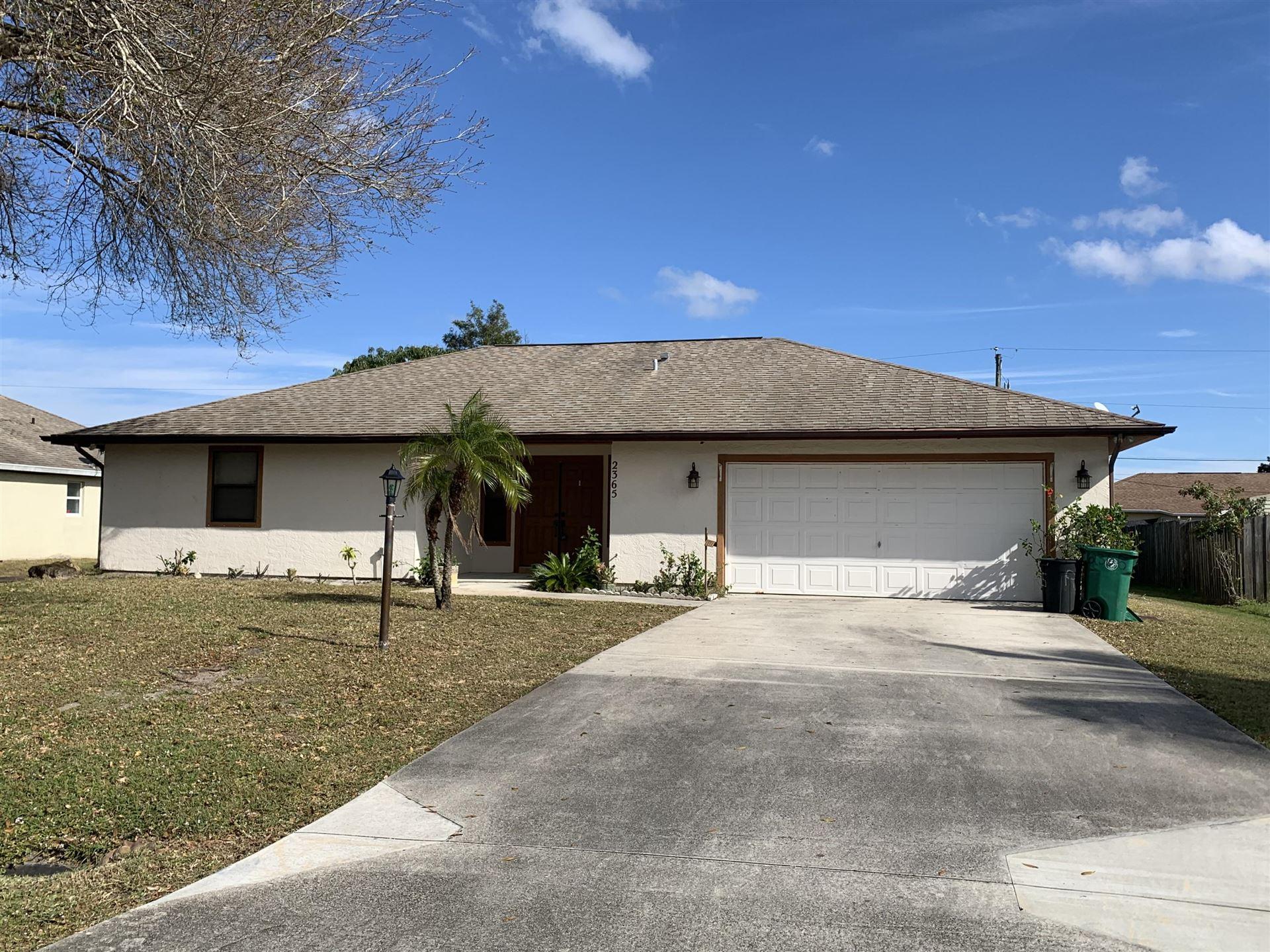 2365 SE Watercrest Street, Port Saint Lucie, FL 34983 - #: RX-10664317