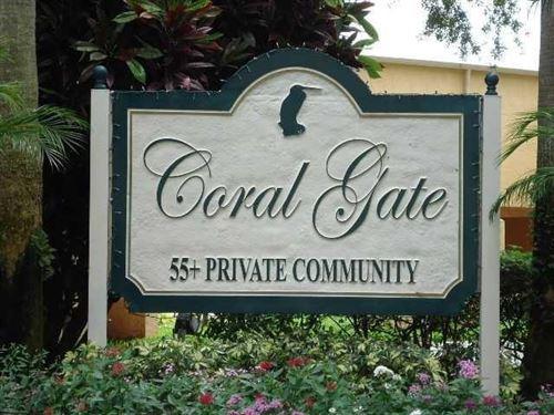 Photo of 6320 Coral Lake Drive #208, Margate, FL 33063 (MLS # RX-10655318)