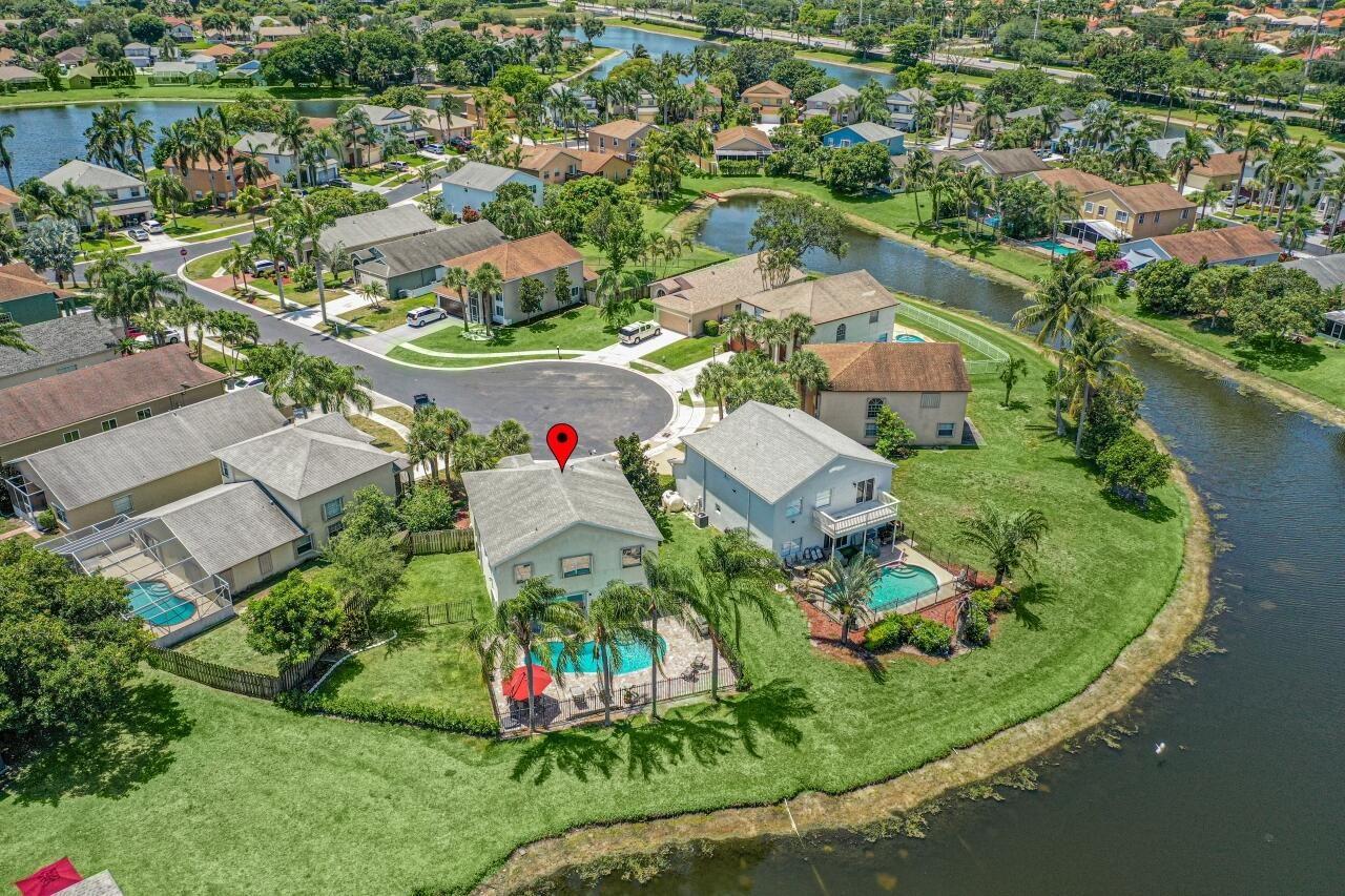 Photo of 8904 Aubrey Lane, Boynton Beach, FL 33472 (MLS # RX-10715318)