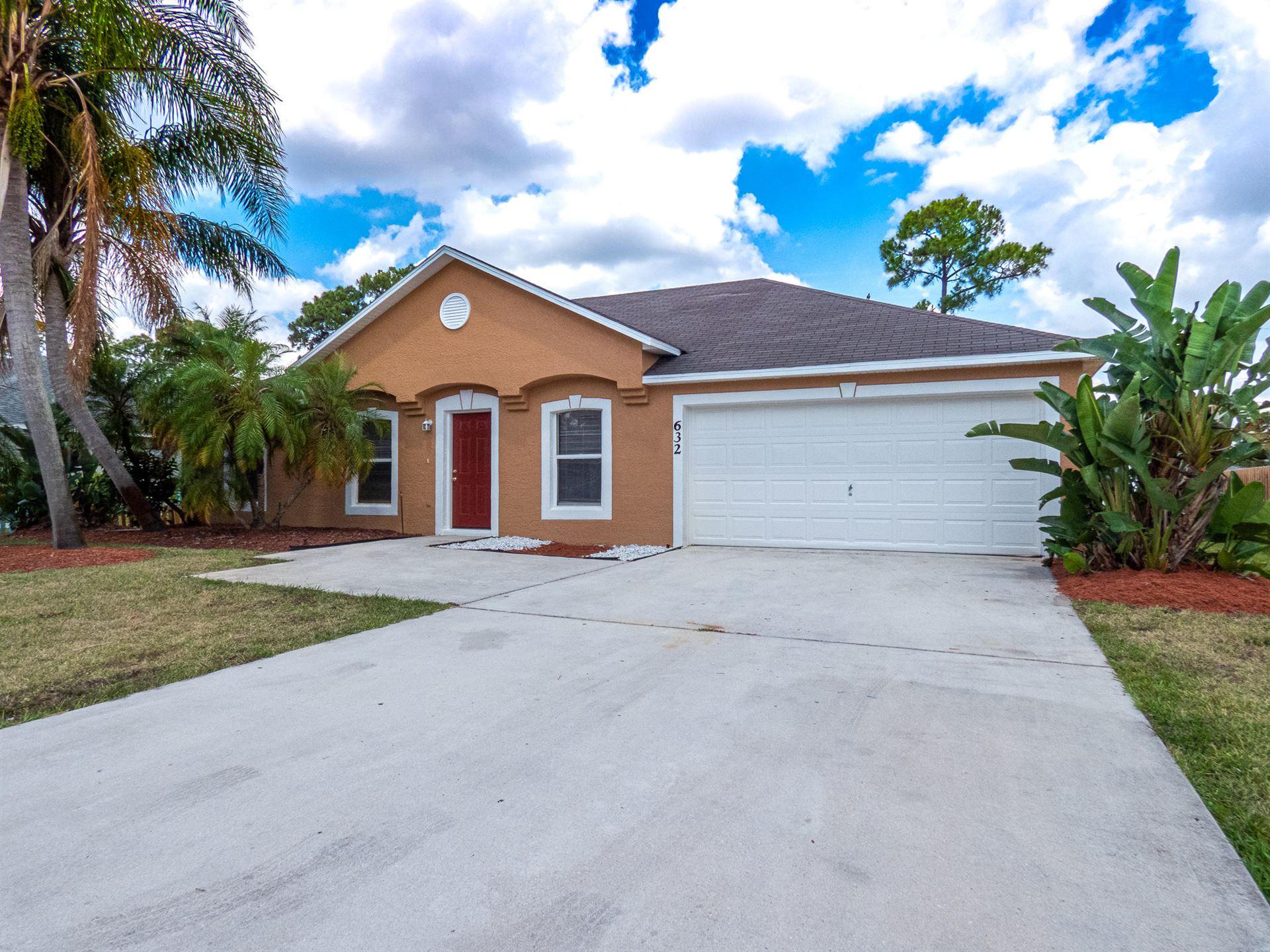 632 NW Bayshore Boulevard, Port Saint Lucie, FL 34983 - #: RX-10720318