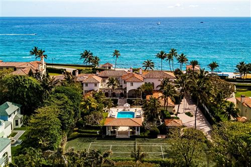 Photo of 720 S Ocean Boulevard, Palm Beach, FL 33480 (MLS # RX-10620319)