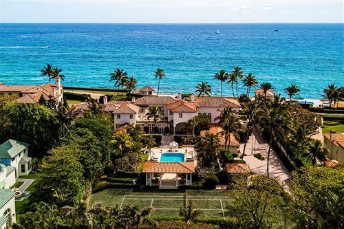 Photo of Listing MLS rx in 720 S Ocean Boulevard Palm Beach FL 33480