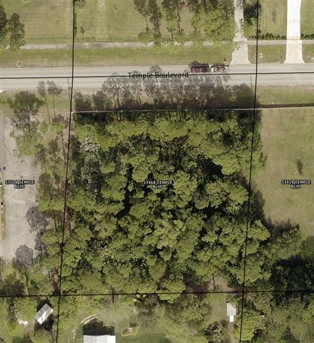 Photo of 13468 Temple Boulevard, Loxahatchee, FL 33470 (MLS # RX-10754319)