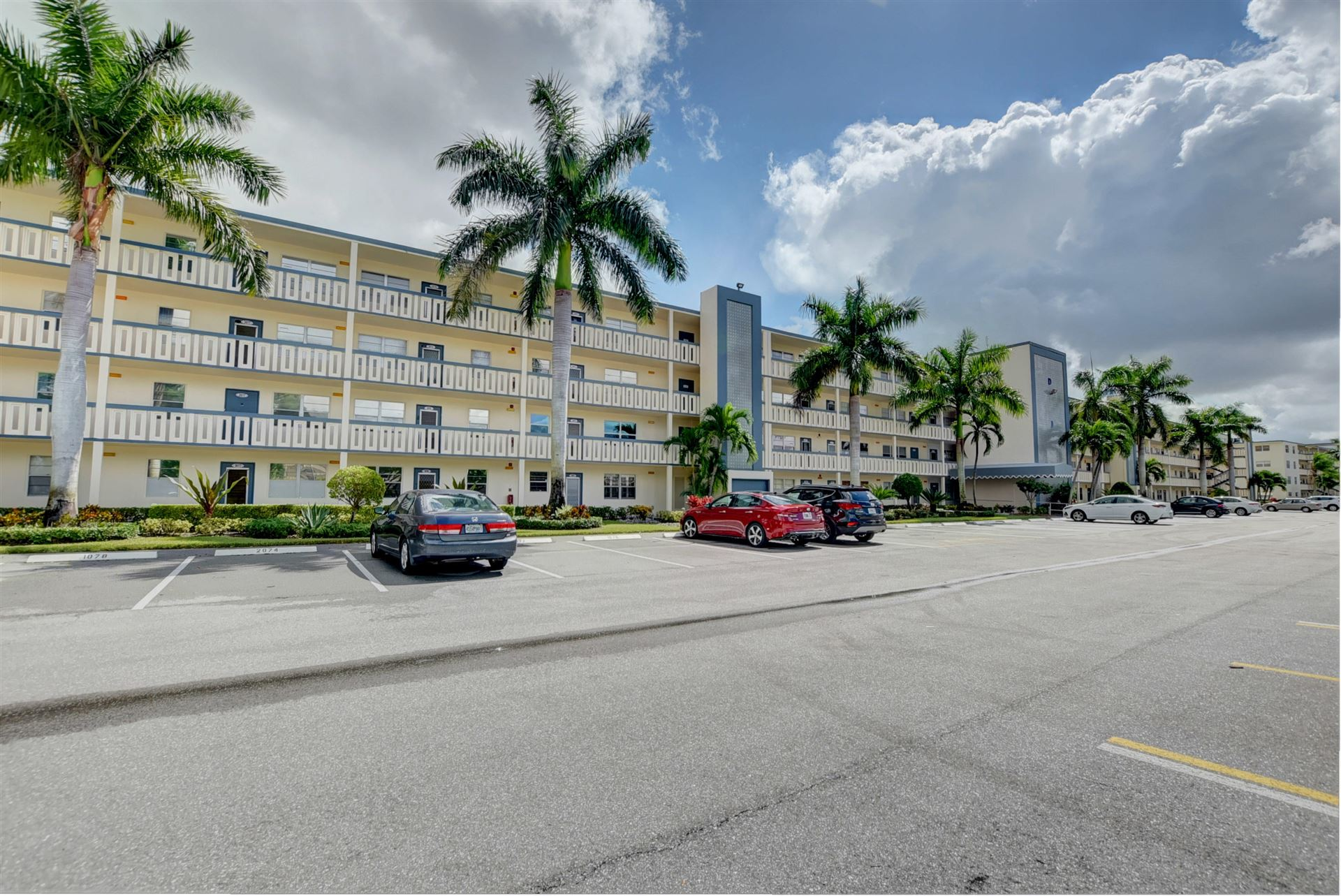 Photo of 4078 Yarmouth D #4078, Boca Raton, FL 33434 (MLS # RX-10570319)