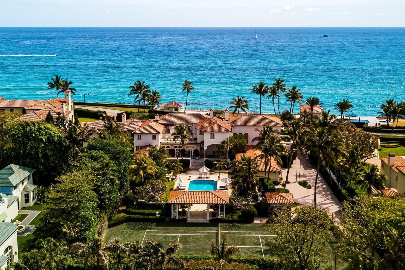 720 S Ocean Boulevard, Palm Beach, FL 33480 - #: RX-10620319