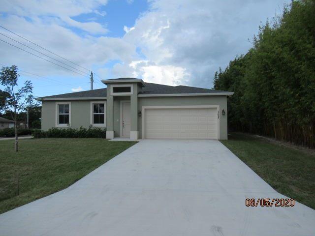 102 SW Dalva Avenue, Port Saint Lucie, FL 34984 - #: RX-10646319