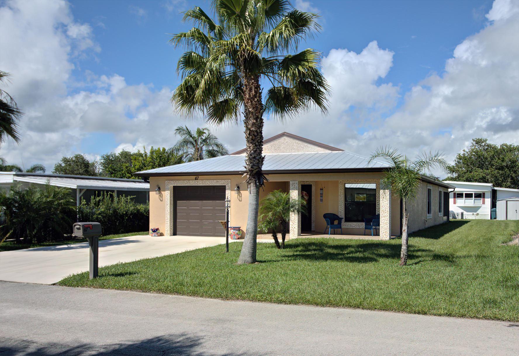 67 Mediterranean Boulevard E, Port Saint Lucie, FL 34952 - #: RX-10655319