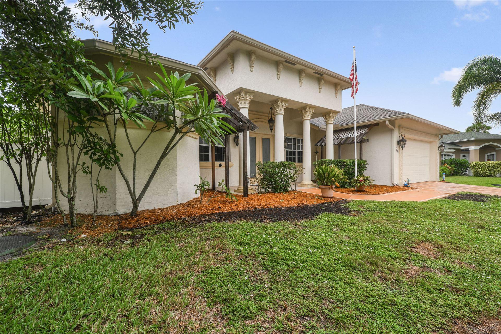 Photo of 6421 NW Verdi Court, Port Saint Lucie, FL 34986 (MLS # RX-10736319)