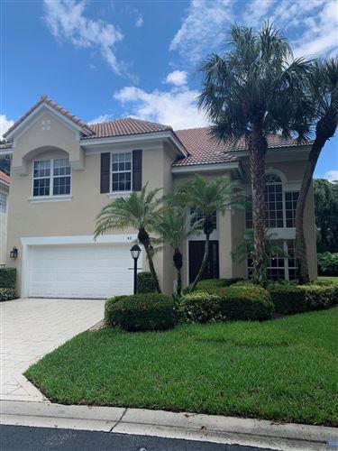 Photo of 42 Princewood Lane, Palm Beach Gardens, FL 33410 (MLS # RX-10651320)