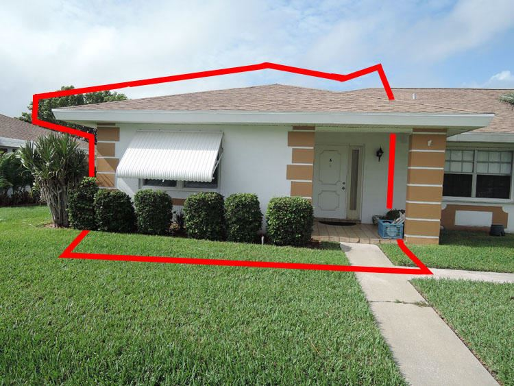 Photo of 521 Crooked Lake Lane #Apt A, Fort Pierce, FL 34982 (MLS # RX-10670321)