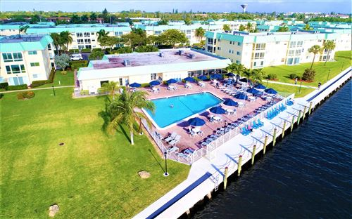 Photo of 10 Colonial Club Drive #305, Boynton Beach, FL 33435 (MLS # RX-10730322)