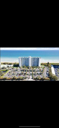 Photo of 9940 S Ocean Drive #604, Jensen Beach, FL 34957 (MLS # RX-10733322)