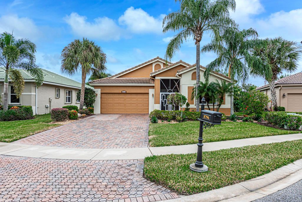 8796 Bellido Circle, Boynton Beach, FL 33472 - #: RX-10684322