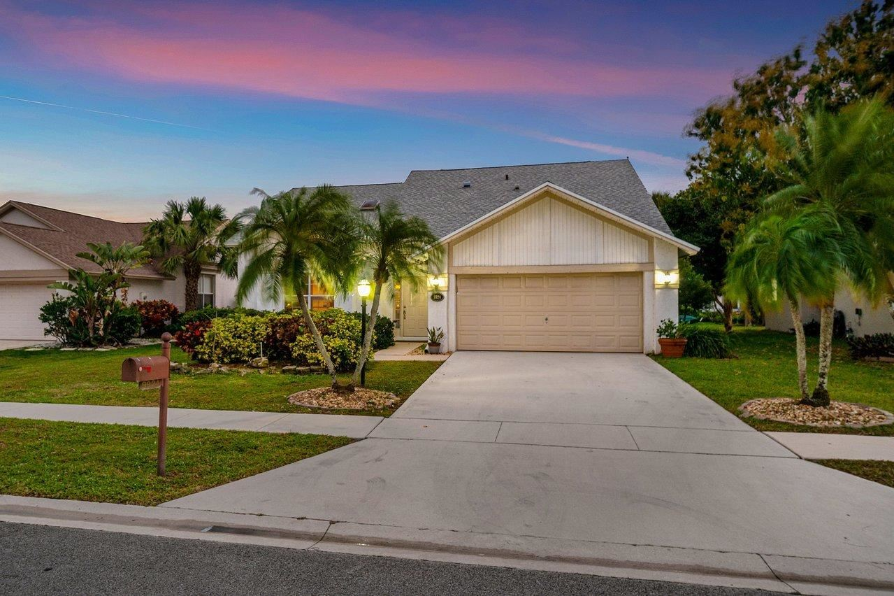 9924 Cross Pine Court, Lake Worth, FL 33467 - #: RX-10695322