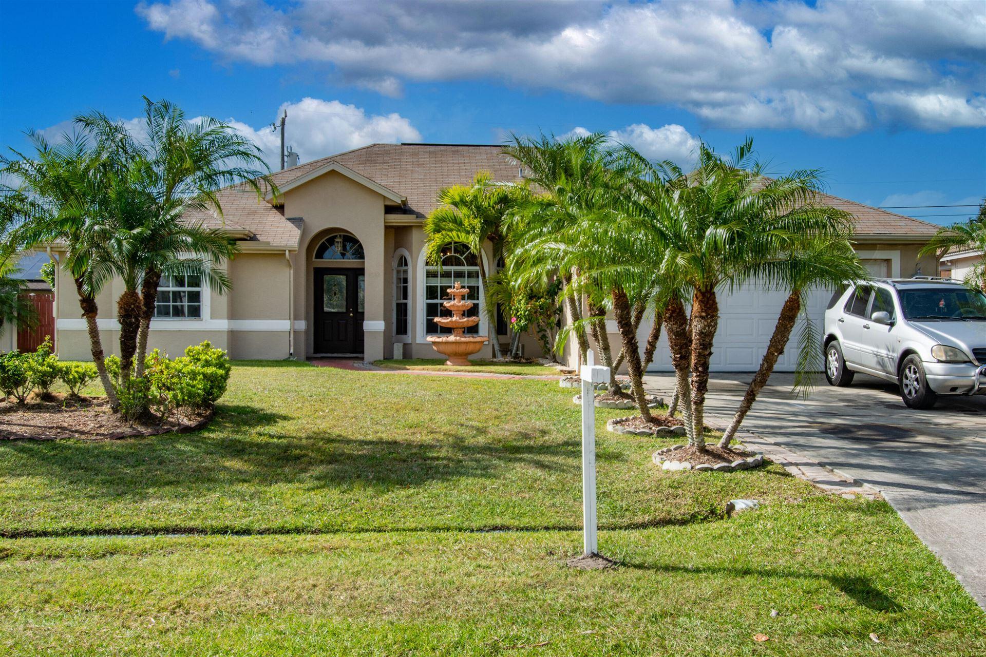 1742 SW Comfort Street, Port Saint Lucie, FL 34987 - MLS#: RX-10702322