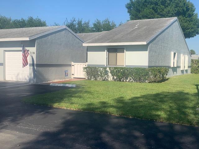 2640 Gately Drive W #708, West Palm Beach, FL 33415 - #: RX-10708322