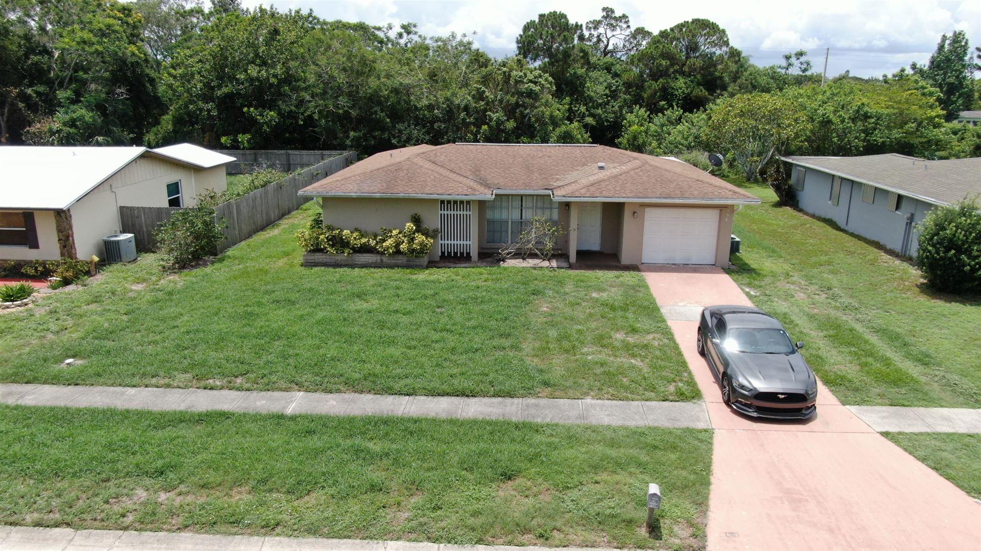 156 NE Solida Drive, Fort Pierce, FL 34983 - MLS#: RX-10727322