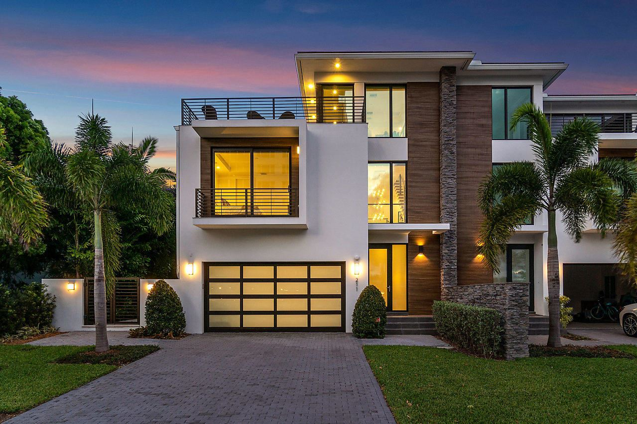 211 Macfarlane Drive, Delray Beach, FL 33483 - #: RX-10622323