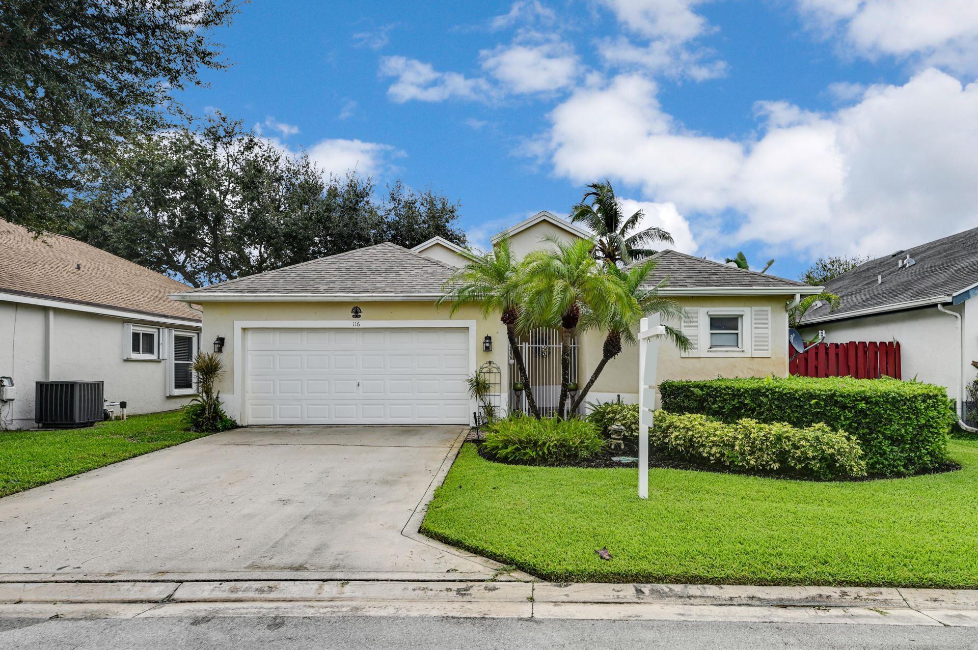 116 Stirrup Lane, Royal Palm Beach, FL 33411 - MLS#: RX-10736323