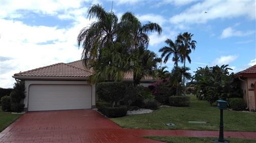 Photo of 10391 Sunset Bend Drive, Boca Raton, FL 33428 (MLS # RX-10595324)