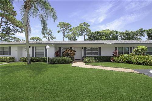 Photo of 5302 Privet Place #B, Delray Beach, FL 33484 (MLS # RX-10633324)