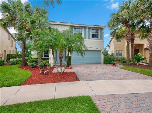Photo of 11125 SW Springtree Terrace, Port Saint Lucie, FL 34987 (MLS # RX-10658324)